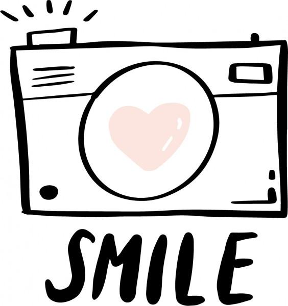 FREEBIE Plottervorlage Smile