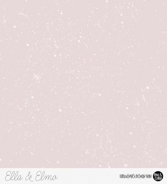 Ella & Elmo *Winter-Edition* - Kombi Rosa *Bio-Sommersweat*