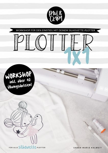 Plotter 1x1 - SILHOUETTE *Softcover*
