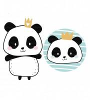 Plottervorlage Pandalove