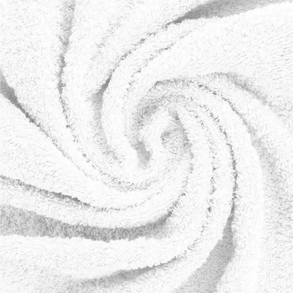 Frottee - Weiß