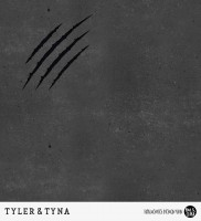 Tyler & Tyna - Grunge Kombi Schwarz *Bio-Jersey*
