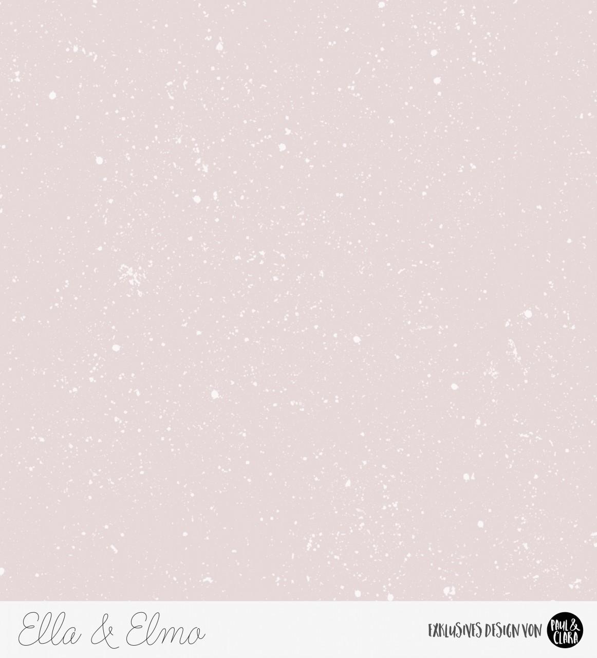 *VORBESTELLUNG* Ella & Elmo *Winter-Edition* - Kombi Rosa *Bio-Sommersweat*