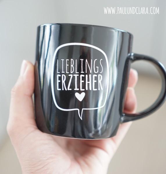 Lieblings-Tasse *Lieblingserzieher*