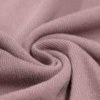 Feinstrick Strickstoff Baumwolle - Altrosa