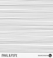 Paul & Pepe - Streifen MINI *Bio-Jersey*