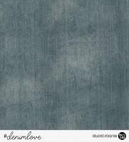 denimlove - Jeans Petrol *Bio-Sommersweat*