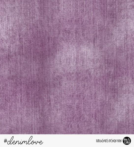 denimlove - Jeans Malve *Bio-Sommersweat*