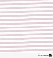 Brunhilde - Streifen Rosa *Bio-Sommersweat*