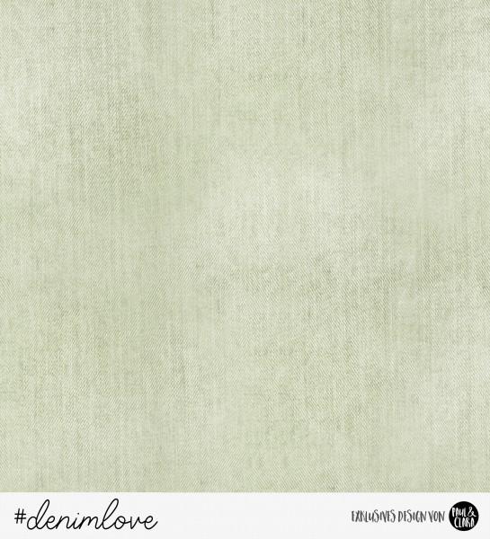 denimlove - Jeans Hellgrün *Bio-Sommersweat*