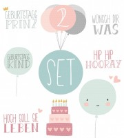 Applivorlage Geburtstagskind
