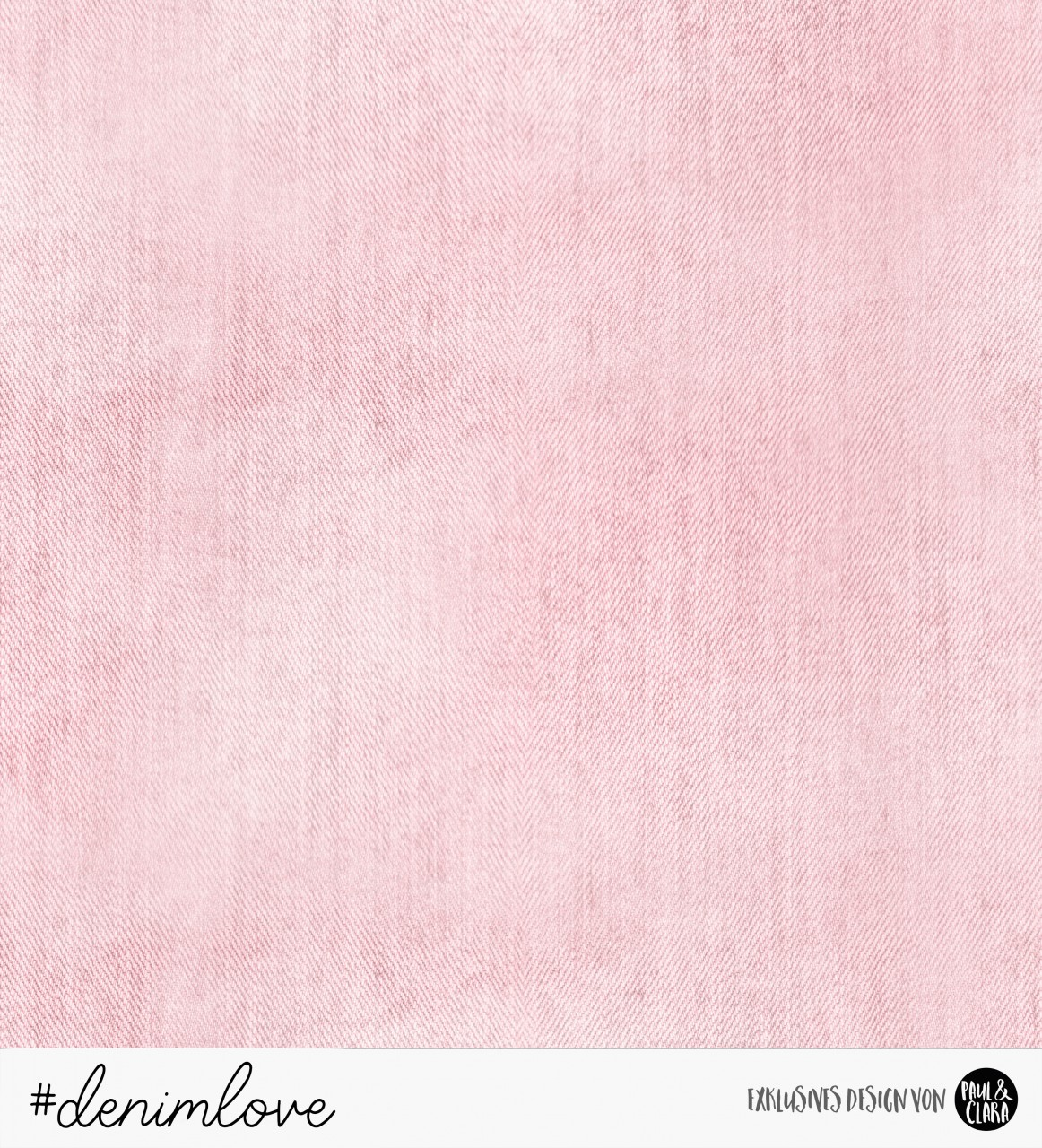 denimlove  - Rosa *Bio-Sommersweat*
