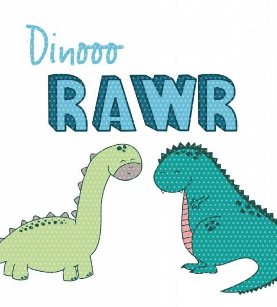 Plottervorlage Dino RAWR