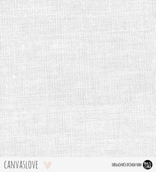 Canvaslove - Grau *Bio-Jersey*