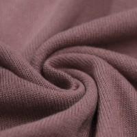 Feinstrick Strickstoff Baumwolle - Altmauve