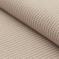 Grobstrick Strickstoff Baumwolle - Beige