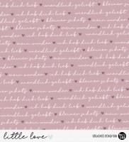 little love - lovely words Kombi MALVE *Bio-Jersey*