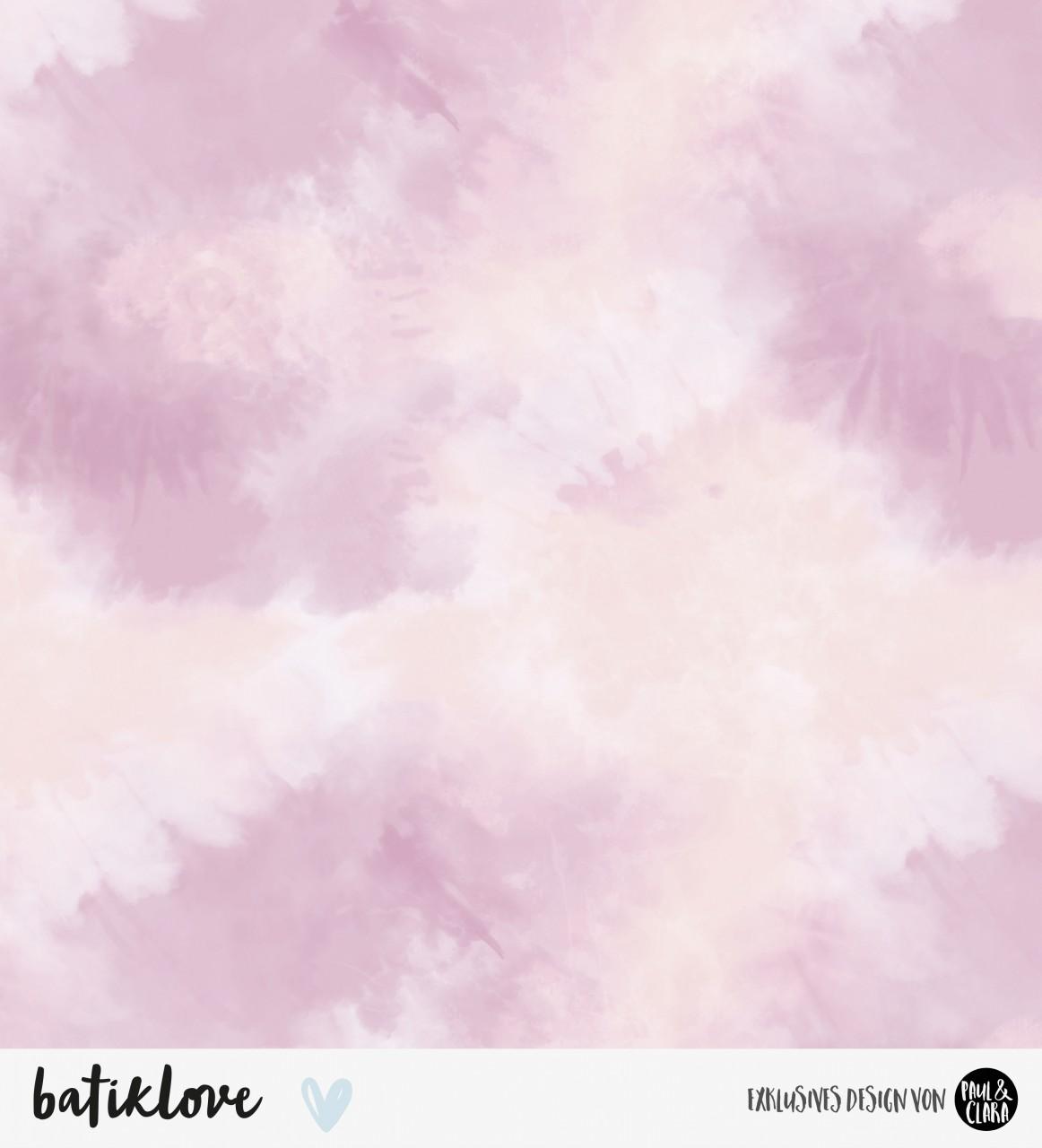 *VORBESTELLUNG* Batiklove - Pink *Bio-Jersey*