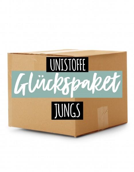 Glücks-Paket Unistoffe *JUNGS* ca. 2,5 Meter