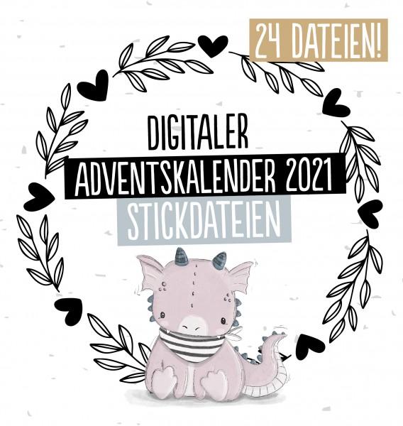 Adventskalender Stickdateien *2021*