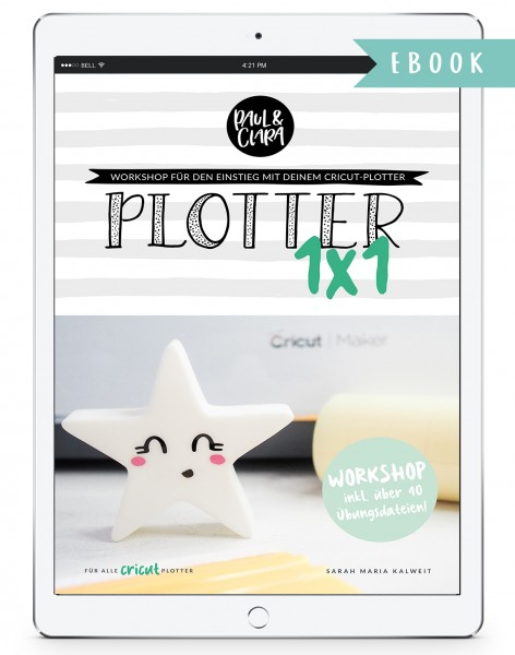 Plotter 1x1 CRICUT *eBook*