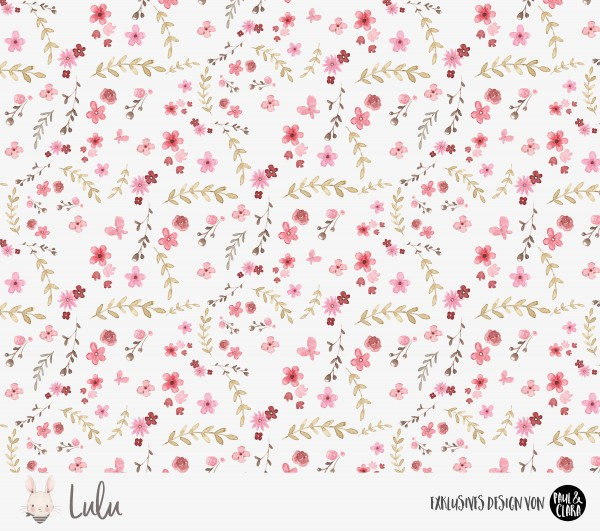 Eigenproduktion Lulu Flowers Softshell