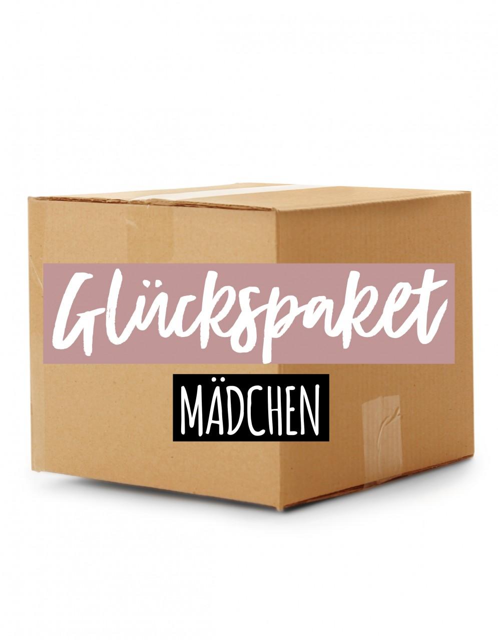 Glücks-Paket EPs mit Panel *MÄDCHEN* ca. 2 Meter
