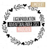EP-Stoff Adventskalender - MÄDCHEN *2021*
