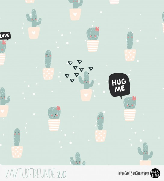 Eigenproduktion Kaktusfreunde 2.0 Kombi - Jersey