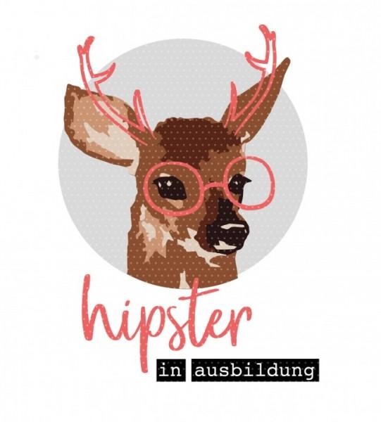 Plottervorlage oh deer hipster