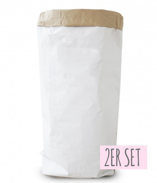 2er Set DIY-Papiersack