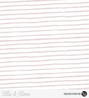 Ella & Elmo - Streifen Rosa *Bio-Jersey*