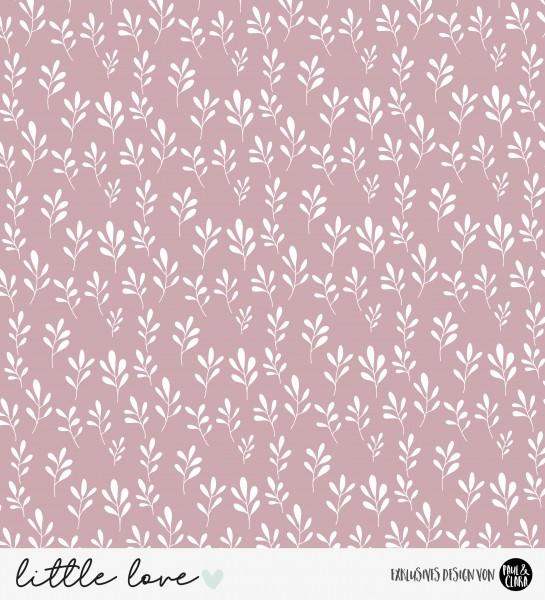 little love - little leaves Kombi MALVE *Bio-Jersey*