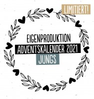 EP-Stoff Adventskalender - JUNGS *2021*