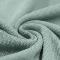 Feinstrick Strickstoff Baumwolle - Mint