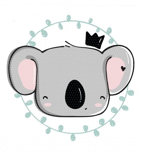 Plottervorlage Koala Klaus