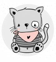 Applivorlage Kitty Cat