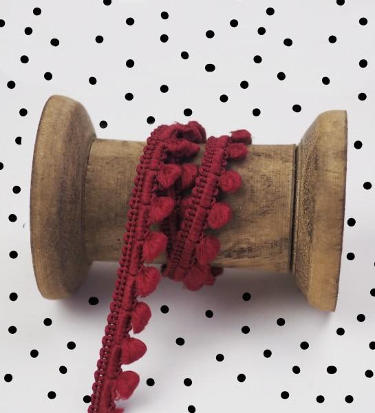 Mini Pomponband - Beere