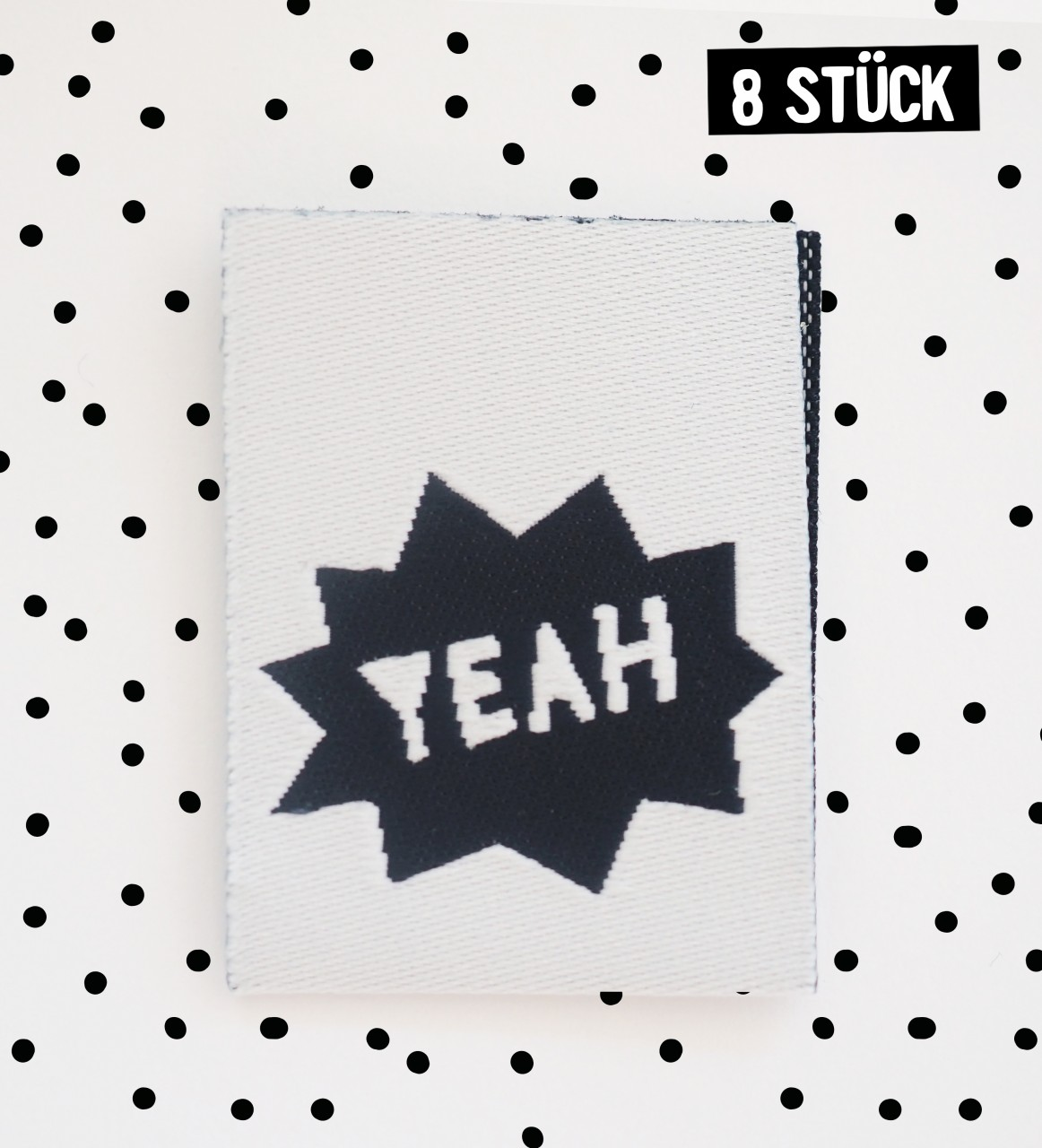 Label *YEAH* - 8er Pack