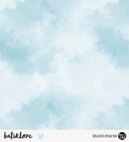 Batiklove - Aqua *Bio-Jersey*-