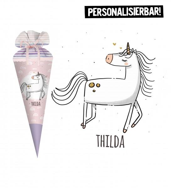 *SIY* Geschwistertüte - Thilda mit Wunschname & Rohling