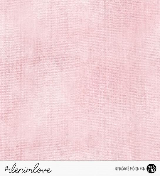denimlove - Jeans Rosa *Bio-Sommersweat*