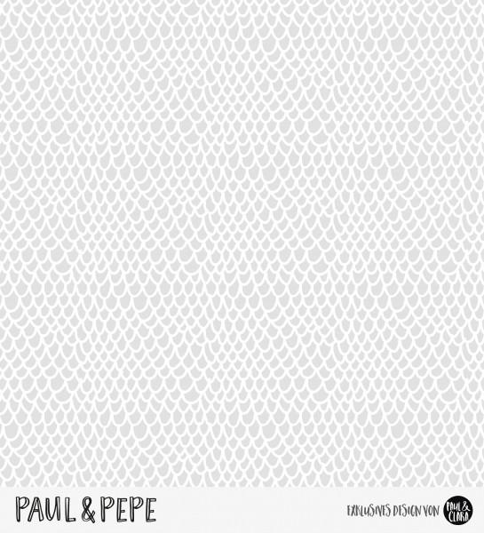 Paul & Pepe - Kombi Grau *Bio-Jersey*
