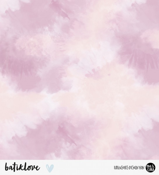 Batiklove - Pink *Bio-Jersey*-