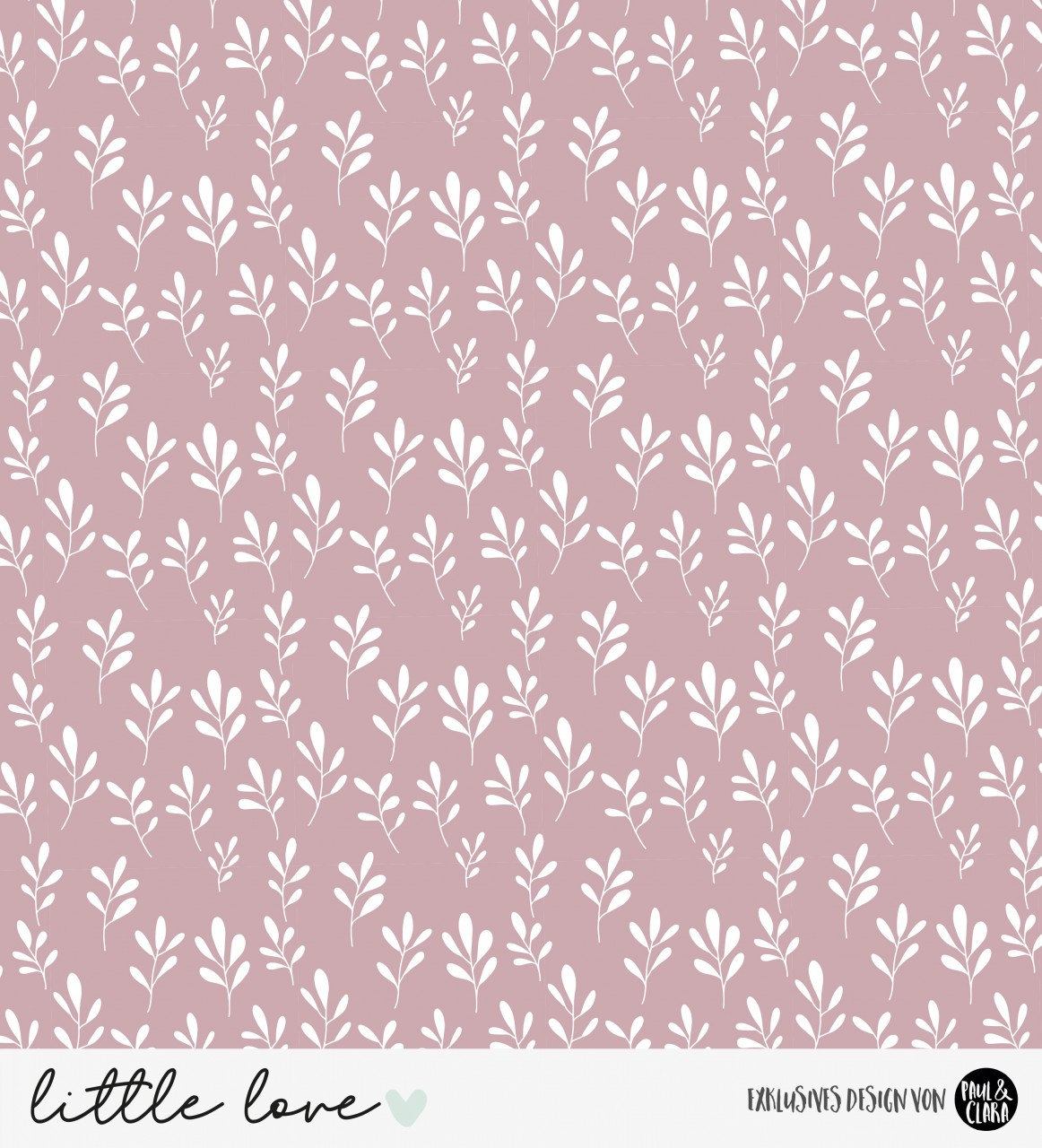 little love - little leaves Kombi MALVE *Bio-Jersey*