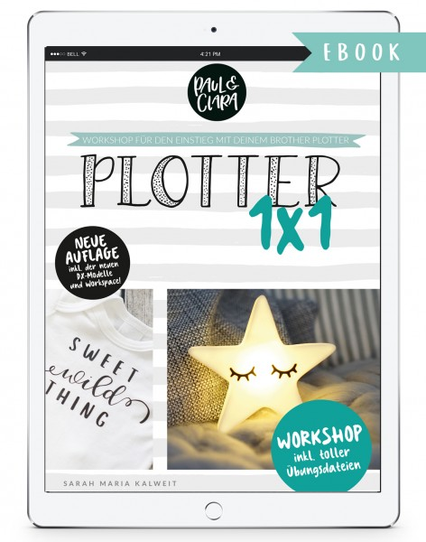 Plotter 1x1 eBook BROTHER