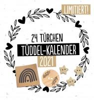 24 Türchen - Tüddel-Kalender *2021*