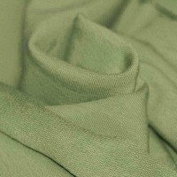Sommersweat Uni - Olive